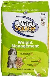 Nutri Source Weight Management - Chicken & Rice - 18 lbs