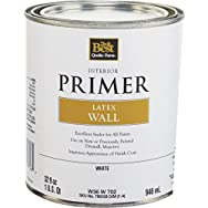 - W36W00702-44 Do it Best Interior Latex Wall Primer-INT LATEX WALL PRIMER