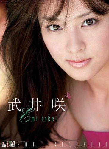 武井咲  2011年カレンダー