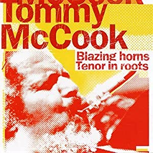 Cover Album of Tommy McCook - Horns / Tenor in Roots (Reggae)