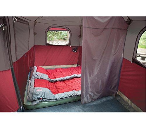 $299.99 $189.99 37% Off  sc 1 st  C&ing Tent - Nichify & NEW! COLEMAN Hampton 6 Person Family Camping Cabin Tent w ...
