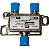 Channel Plus 2512 DC + IR Passing 2-Way Splitter/Combiner