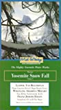 Yosemite Snowfall [VHS]