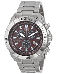 Citizen AT0810 55X Eco Drive Stainless Steel