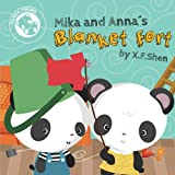 Childrens Book: Mika and Annas Blanket Fort (Panda Twins)
