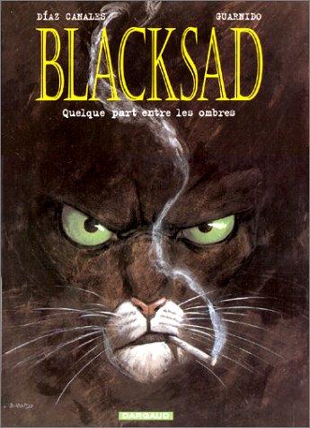 Blacksad (1) : Quelque part entre les ombres