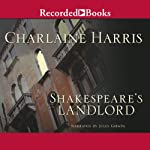 Shakespeare's Landlord: Lily Bard Mysteries, Book 1 (       UNABRIDGED) by Charlaine Harris Narrated by Julia Gibson