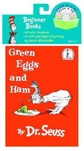 Green Eggs and Ham with CD (Dr. Seuss: Beginner Books)