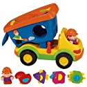 iPlay Super Shapes Dump Truck