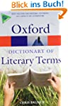 The Oxford Dictionary of Literary Ter...