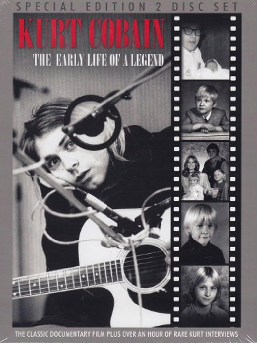 Kurt Cobain - The early life of a legend (+CD)