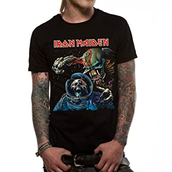 Iron Maiden T-Shirt - Final Frontier 3