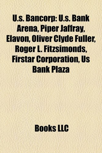 us-bancorp-us-bank-arena-piper-jaffray-elavon-oliver-clyde-fuller-roger-l-fitzsimonds-firstar-corpor