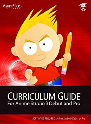 Anime Studio 9 Curriculum Guide for Mac [Download]