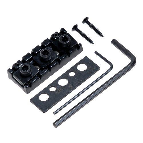 1Set Lt-03 Black Guitar Locking Nut For Electric Guitar