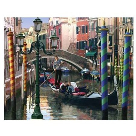 Picture of Hobbico Visual Echo 3D Effect Venice 3D Lenticular Puzzle 500pc S4 (B000VQUVAM) (3D Puzzles)