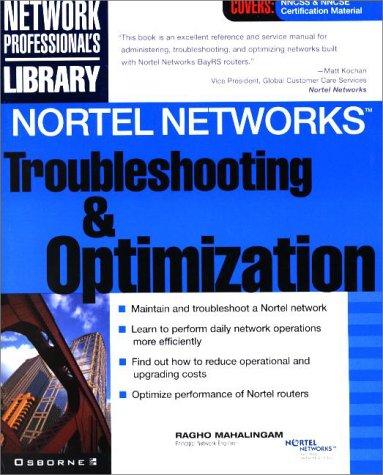 nortel-networks-troubleshooting-optimization
