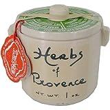 1 oz Jar Anysetiers du Roy Herbes de Provence in Pottery Crock