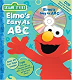 Sesame Street Elmo's Easy as ABC Book and DVD (079440684X) by Monica, Carol