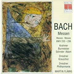 Bach, J.S.: Masses - Bwv 233-236 (Flamig)