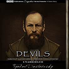 Devils Audiobook by Fyodor Dostoevsky Narrated by Alastair Cameron
