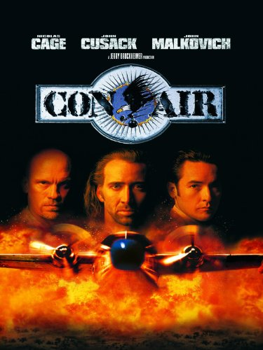CON AIR | Comic Book and Movie Reviews