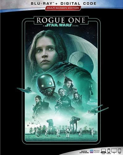 Blu-ray : Rogue One: A Star Wars Story