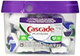 Cascade Platinum Actionpacs Fresh Scent Dishwasher Detergent 43 Count