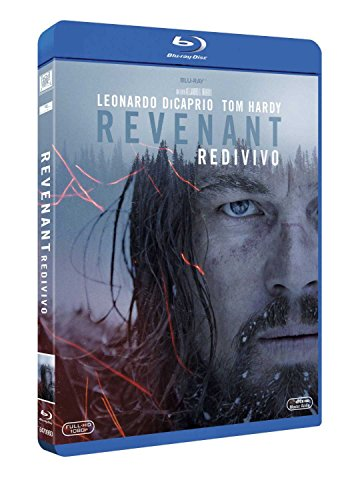 revenant - redivivo (blu ray) BluRay Italian Import