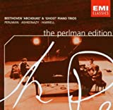 Vladimir Ashkenazy The Perlman Edition Beethoven: Archduke & Ghost Piano Trios