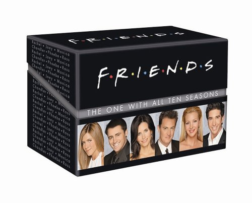 Friends: Complete Season 1-10 (30 Disc Box Set)