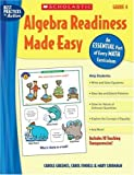 img - for Algebra Readiness Made Easy: Grade 4: An Essential Part of Every Math Curriculum (Best Practices in Action) book / textbook / text book