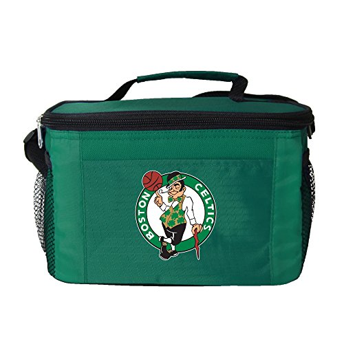 NBA Boston Celtics Insulated Lunch Cooler Bag with Zipper Closure ...