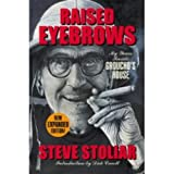 img - for Raised Eyebrows - My Years Inside Groucho's House (Expanded Edition) book / textbook / text book