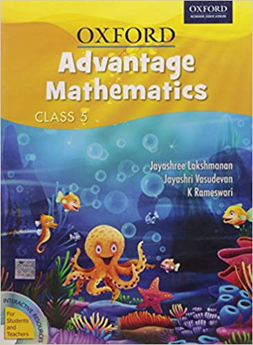 Advantage Mathematics (Book – 5) price comparison at Flipkart, Amazon, Crossword, Uread, Bookadda, Landmark, Homeshop18
