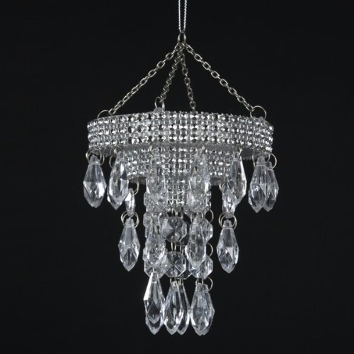 Kurt Adler Chandelier Christmas Ornament