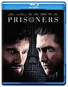 Prisoners [Blu-ray + DVD + Ultraviolet] [Import]