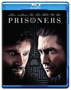 Prisoners [Blu-ray + DVD + Ultraviolet] [Import]