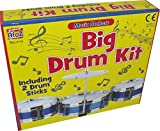 Big Drum Kit Musical Play Set Toy By A to Z First Small Music Set