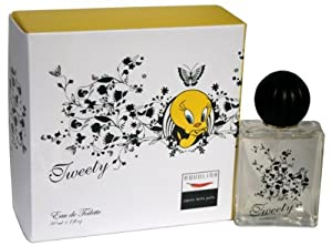 Tweety Perfume by Aquolina Eau De Toilette 1.7 oz / 50ml