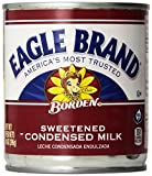 Eagle Brand Sweetened Condensed Milk, 14 oz (Pack of 6)