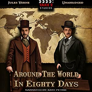 Around the World in 80 Days Audiobook