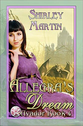 Book: Allegra's Dream (Avador Book 4) by Shirley Martin