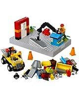 Lego Briques - 10657 - Jeu de Construction - Mon Premier Ensemble - Chantier
