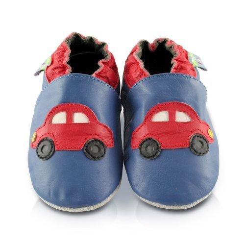 scarpe-per-bimbo-in-pelle-morbida-macchinina-rossa-suola-in-pelle-antiscivolo-6-12-mesi