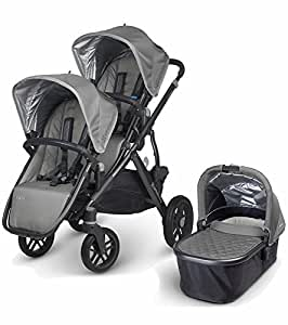 Amazon.com : UPPAbaby Vista Double Stroller, Pascal : Baby