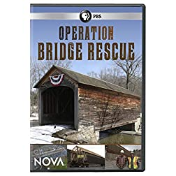 NOVA: Operation Bridge Rescue DVD