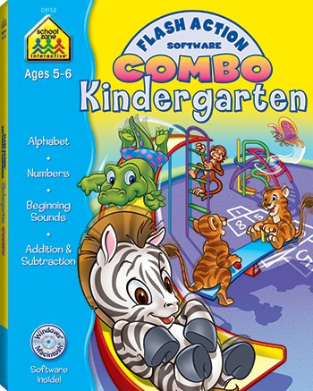 Kindergarten Flash Action Software - 1