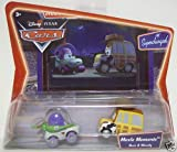 Disney Cars Movie Moments SuperCharged Buzz & Woody