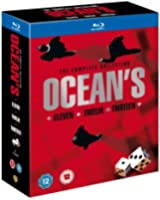 Ocean's Trilogy [Blu-ray] [2007] [Region Free]